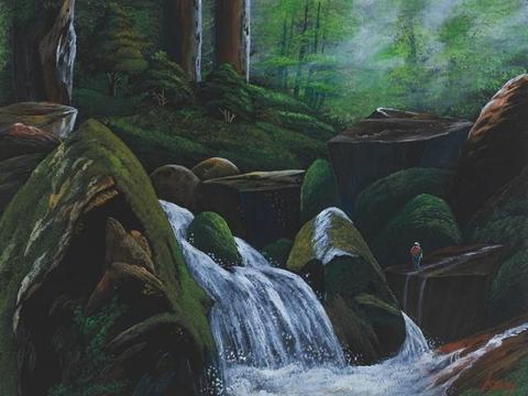 妖精の森(1)