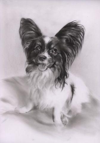 鉛筆肖像画 - 3