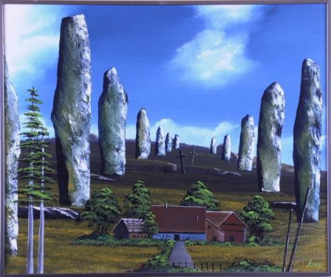 幻想・カラニッシュ石の十字架(1)